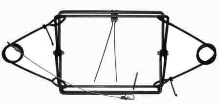 Minnesota Brand MB-1216-JC Body Gripper Trap #MB-1216-JC